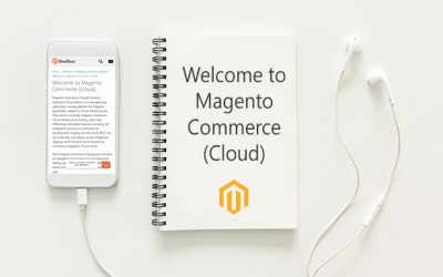 An Introduction to Magento Commerce (Cloud)