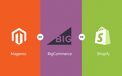 eCommerce Platform Comparison: Magento, BigCommerce, and Shopify