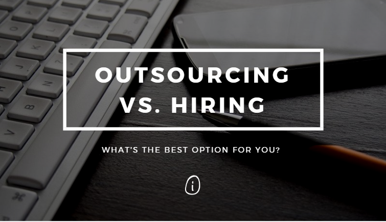 Hiring vs. Outsourcing for Building and Maintaining an eCommerce Storefront